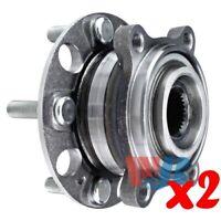 Legacy Rear Wheel Hub Bearing Assembly 930577K for Forester Impreza 2 Pack