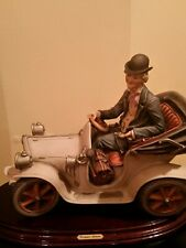 """Very Rare Florence Giuseppe Armani """"Doctor In Car"""" Model 848/C Limited edition"""