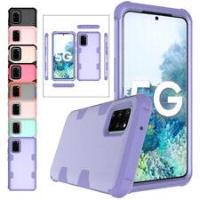 For Samsung Galaxy Note 9 8 S20 S10 S9 S8 J7 Heavy Duty Hybrid Bumper Case Cover