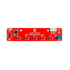 Line Tracking Sensor Infrared IR Detection - I2C 5-Channel Line Follower Module