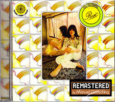 ASH RA TEMPEL starring rosi Remastered CD NEU OVP/Sealed