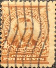 Scott #303 US Series of 1902 Grant Postage Stamp F
