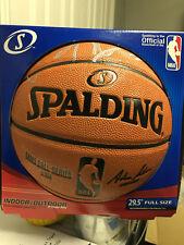 Spalding Nba Basketball Dennis Rodman Autograph A3