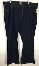 Old Navy Jeans Size 20 Regular The Flirt Dark Wash Women's Blue Denim NWT