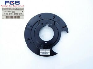 NEW  NISSAN X-TRAIL T30 RIGHT DRIVER SIDE BACK PLATE REAR BRAKE RH 44020-8H300