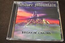 Silver Mountain - Breakin' Chains CD 2003 Reality EU Jens & Anders Johansson