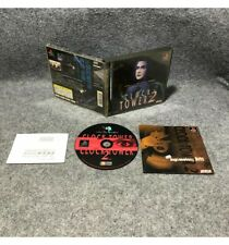 CLOCK TOWER 2 SONY PLAYSTATION PS1