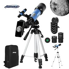 F40070M Monocular Space Astronomical Telescope With High Tripod Backpack