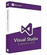 Visual Studio Enterprise 2019/2020 LATEST ? -  Lifetime License Key