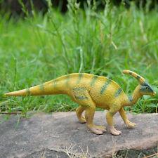 Dinosaurs Parasaurolophus Figure Jurassic Prehistoric Animal Model Kids Toy