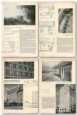 1953 Panopticon Office Building, Copenhagen
