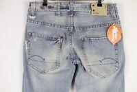 Mens G STAR Jeans RADAR STRAIGHT COLUMBUS EMBRO Button Fly W33 L32 VERY GOOD P4