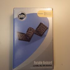 Palm M100, III, VII series folding keyboard