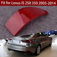 Bumper Reflector Light Fit For Lexus IS250 IS350 06-13 Rear Right Side Fog