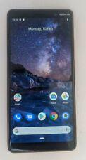 Sbloccato Nokia 7+ 7P 7 Plus Android Mobile Phone 64GB NERO RAME SIM GRATIS