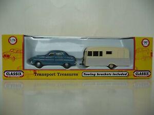 Pocketbond Classix EM76517 Ford Zephyr Bluebird Dauphine Caravan no tow hooks