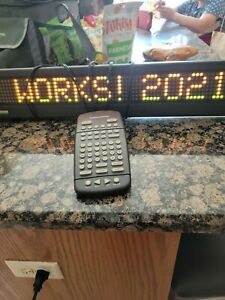 """1 Adaptive Beta Brite Programmable LED Color 25 1/2"""" Display Sign"""