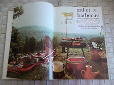 GRIL ET BARBECUE PAR ROBERT J. COURTINE EDITIONS DES DEUX COQS D'OR