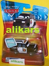MN - MARCO AXELBENDER - #21 Deluxe Disney Cars Piston Cup Security vehicle car
