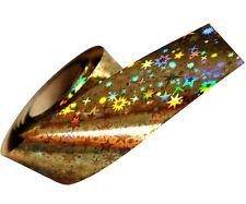 MAGIC TRANSFERFOLIE NAILART GOLD STARBURST