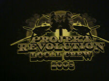 Projekt Revolution Local Crew 2008 T-shirt