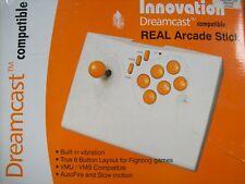 Dreamcast Arcade Joy Stick CONTROLLER Turbo Slow Control Pad Joystick Last one!