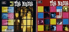 THE NAME what's in a name?  CD UK 80s MOD POWER-POP oop L@@K
