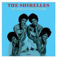 THE SHIRELLES - The Singles Collection (LP) (180g Vinyl) (M/M) (Sealed)