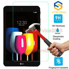 9H Tempered Glass Screen Protector For  LG G PAD 4 8.0 FHD V533 Tablet 8""