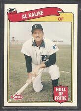 1989 Swell Baseball Greats - #40 - Al Kaline - Detroit Tigers