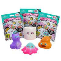 Squish-Dee-Lish Slow Rise- Squeeze Me Figures Blind Bag Series 1-2