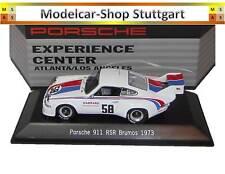 Museum Porsche 911 RSR Brumos 1973 Experience Center Atlanta / L. A. Spark 1/43