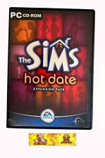 The Sims 1 Hot Date Expansion Pack PC Game Life Simulation Love Valentine