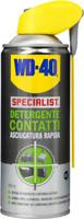 WD 40 SPECIALIST DETERGENTE CONTATTI SPRAY 400ml - ASCIUGATURA RAPIDA