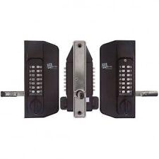 Borg Outdoor Keyless Gate Lock, Lockset- Push Button-BL3150GATE-Free Postage