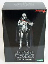 Kotobukiya SW108 ARTFX+ Star Wars Captain Phasma Force Awaken Figure 1/10 Scale