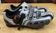 SPECIALIZED BICYCLE Road SHOES Bike 6105-3145 size 12 w Shimano clips