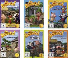 Au Schwarte! - 23 Abenteuer auf  6 DVD's/NEU/OVP