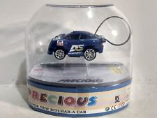 Precious Azul Miniatura Eléctrico Radiocontrol Carreras Súper Bitchar A Car