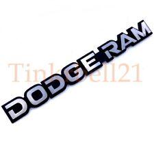 94-03 Dodge Ram Van Rear Door Script Emblem Nameplate OEM Mopar Back 00 01 02