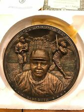 Babe Ruth The Sultan of Swat IMMORTALS OF THE DIAMOND Bradford Exchange Plate