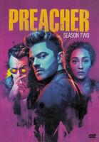 Preacher - Season 2 (Canadian Release) New DVD