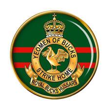 Royal Buckinghamshire Hussars, British Army Pin Badge