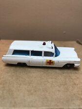 Vintage Matchbox Lesney No.54 Rare S&S Cadillac Ambulance