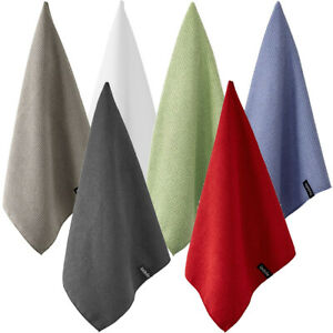 Microfibre Glass Cloth Kitchen Towel by Ladelle | Tea Towels | Super absorbent