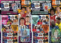 Topps Match Attax Champions League 2020/2021 - Update 2 x Multipack 20/21