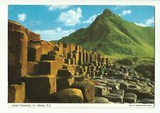 Giant's Causeway, Ireland postcard 1968