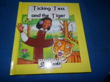 Letterland Storybooks Ticking Tess and the Tiger by Stephanie Laslett