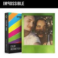 Impossible Project METALLIC FRAMES Color Instant Film for Polaroid 600 OneStep