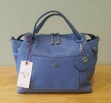 NICA Grab, Handbag, Shoulder Bag, Summer Cornflower Blue + Shoulder Strap BNWT